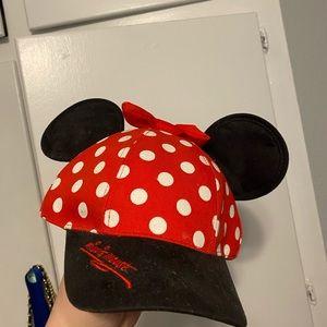 Disneyland Minnie Mouse cap